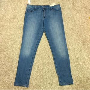 NWT Loft Relaxed Skinny Jeans
